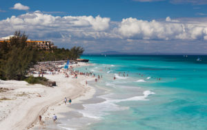 Varadero strand, Varadero, Matanzas Provinsie, Kuba