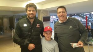 Warren Whiteley, Stuart Tappen en Bakkies Botha