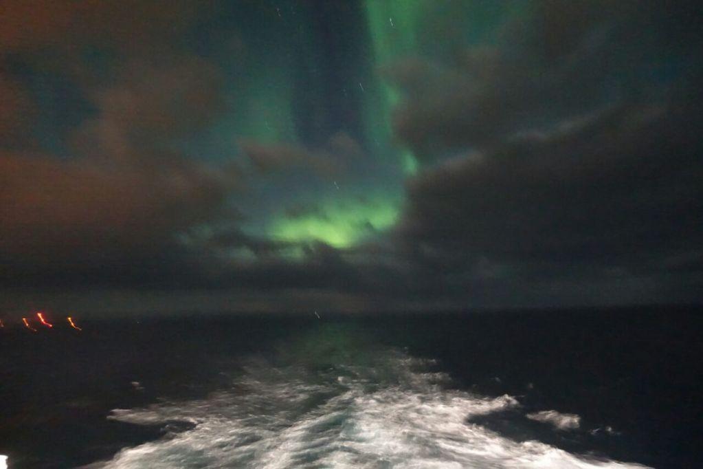 Ontdek die polarium in Tromso en die Noorderligte