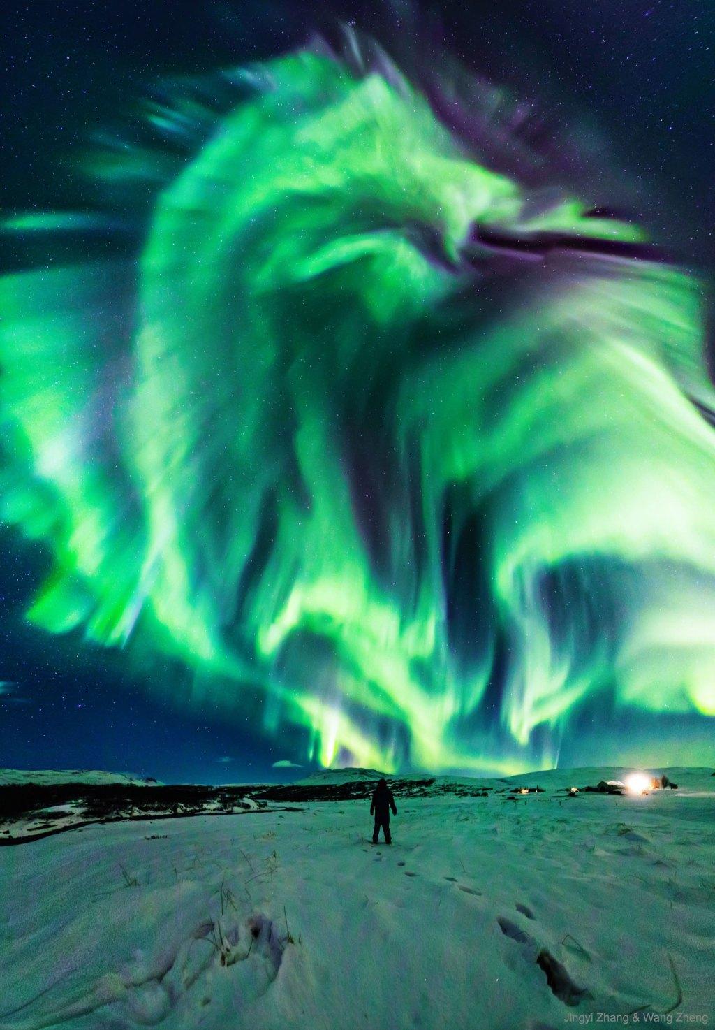 Is auroras voorspelbaar?