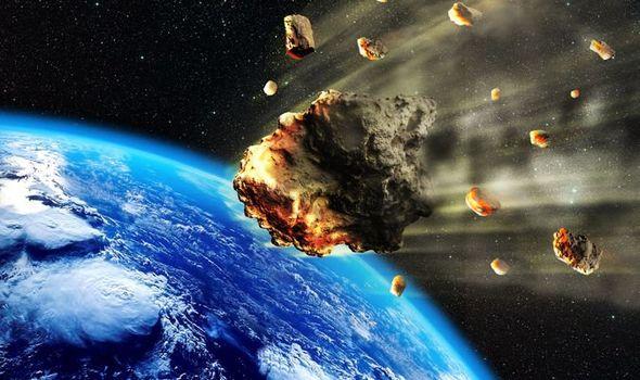 Asteroïd kan Tafelberg platvee