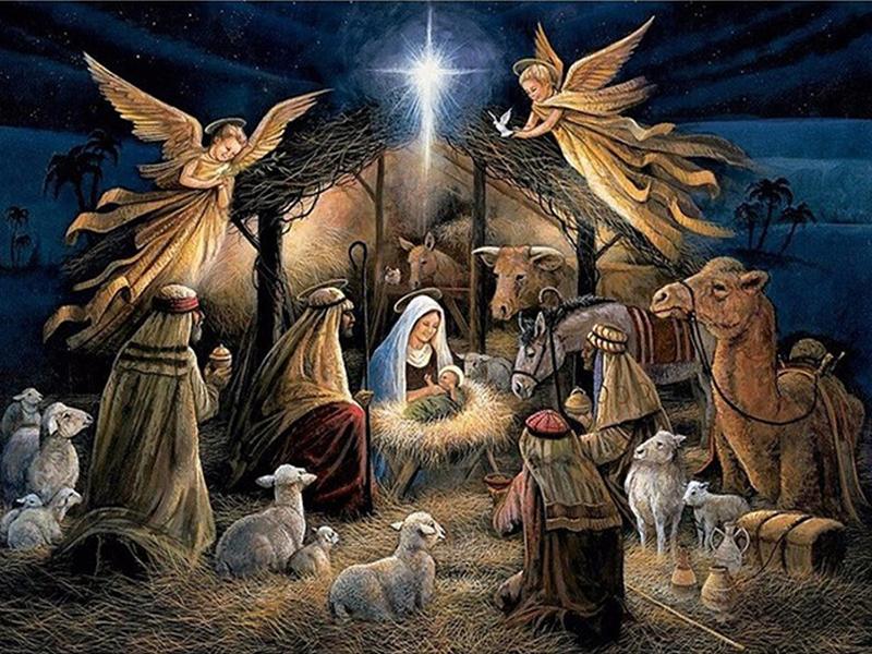 Vers en Klank op Kersdag oor geboorte, hoop, menswees…