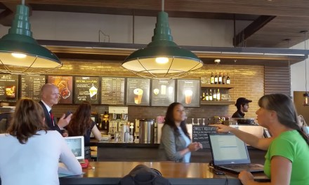 Heroic Gainesville woman calls Rick Scott an asshole in a Starbucks