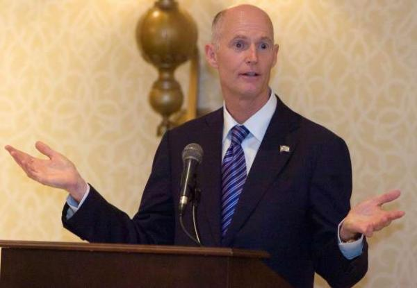 Rick Scott Distorts the Origins of Obamacare to Help Dismantle Health Insurance