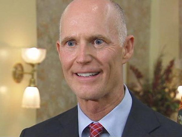 Rick Scott Urges Congressional Delegation to Take 'Immediate Action' to Address Algae Problem