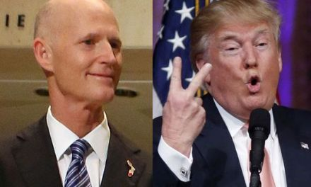 "Rick Scott Will Serve as National Chairman for ""Rebuilding America,"" a Super PAC Supporting Donald Trump"