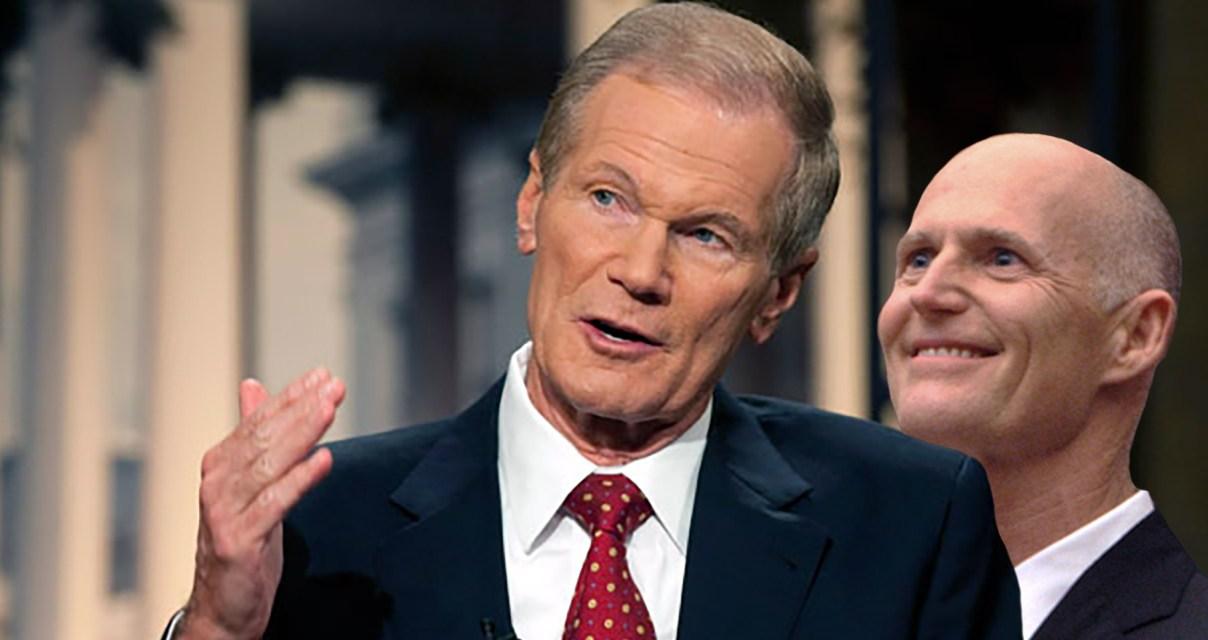 Rick Scott's PAC has Raised $7.7 Million to Challenge Bill Nelson for U.S. Senate