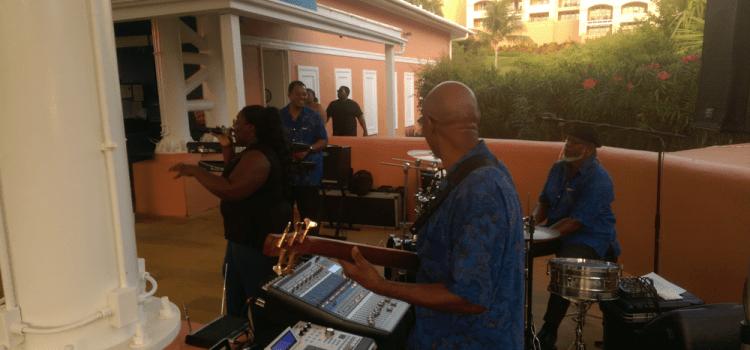 With Full Circle Band at Sails – The Ritz-Carlton®, St. Thomas