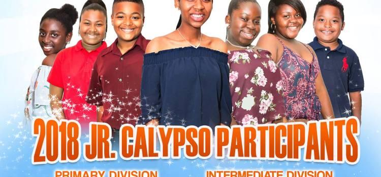 First Bank Junior Calypso 2018
