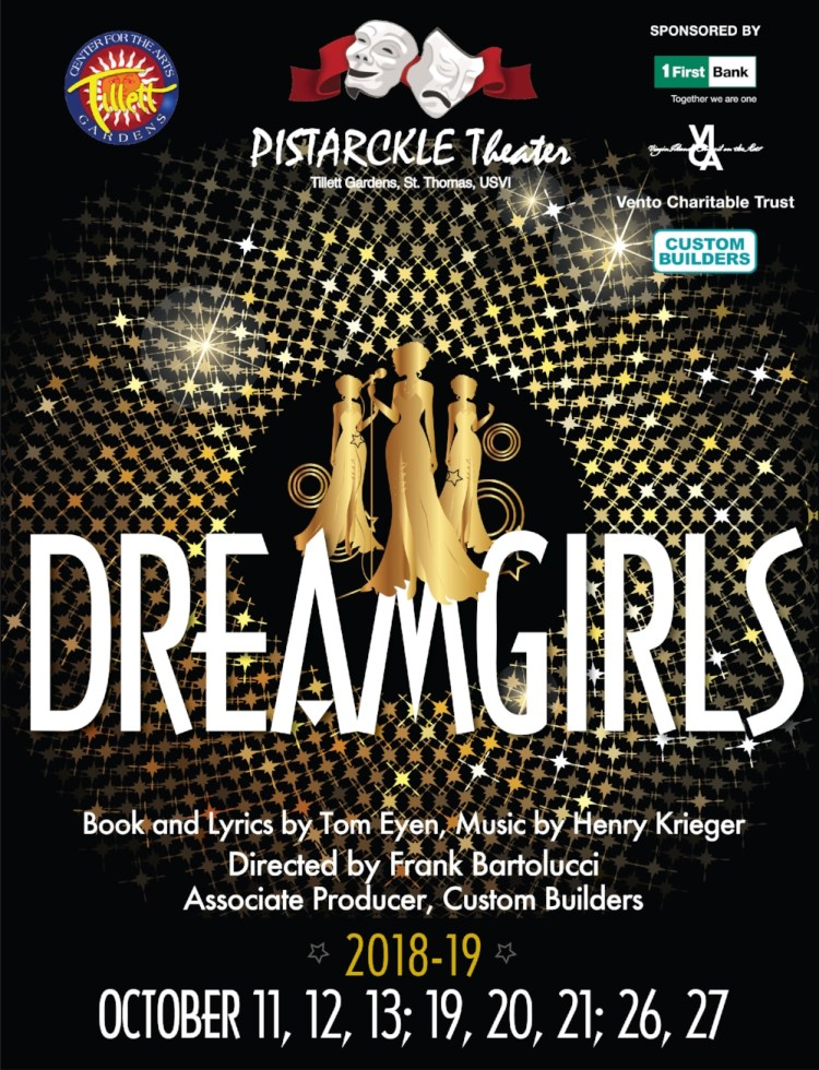 dreamgirls flyer image