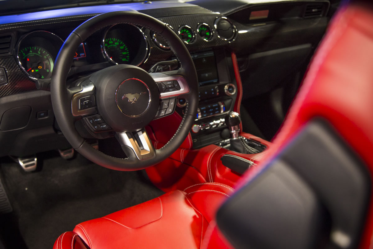 2015 Ford Mustang Rocket By Galpin Interior Photo Size