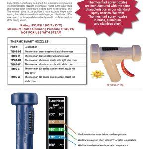 Thermosmart Nozzles