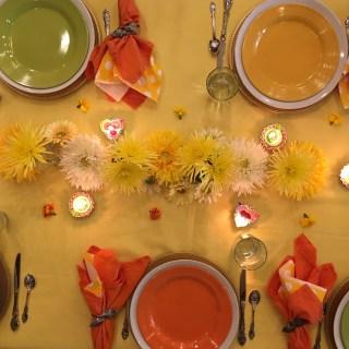 A Colorful Diwali Celebration