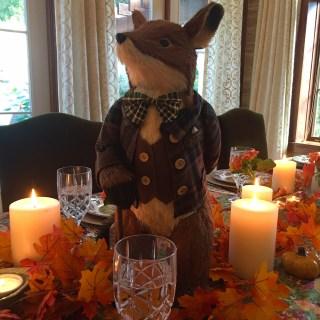 A Grateful Thanksgiving
