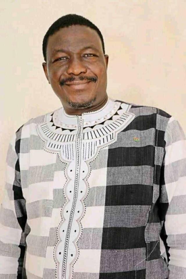 Le 2e Adjoint au Maire de la Commune de Ouagadougou, Moustapha Semdé