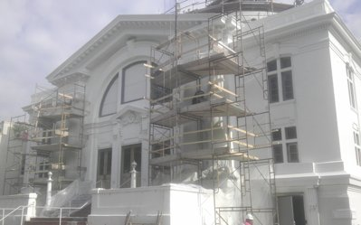 plaster and stucco jobs in progress September, 2012 ...
