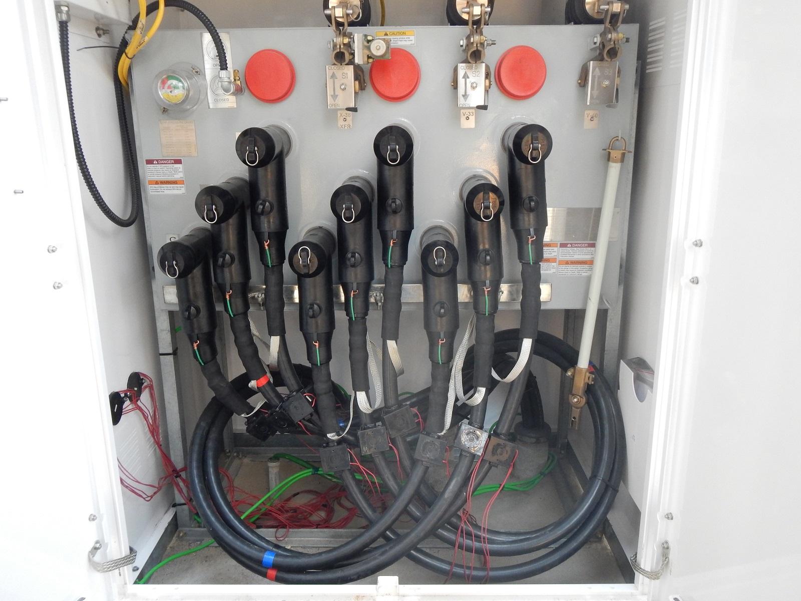 RTC SF6 Switch