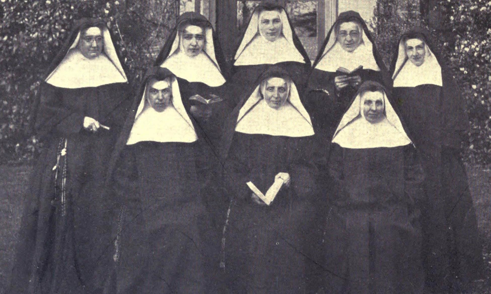 How Irish nuns fled from Ypres