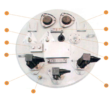 Imagen Transformadores Sumergible Monofásico Componentes y Accesorios
