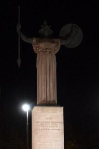 Statua della Minerva