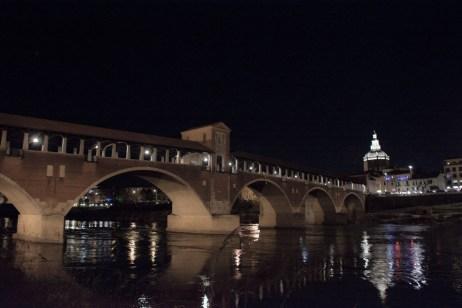 Ponte coperto vista Duomo