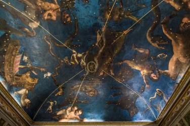 Sala dello Zodiaco. Palazzo Ducale