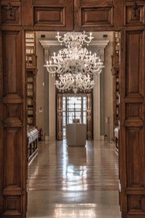 Biblioteca Teresiana. Ingresso