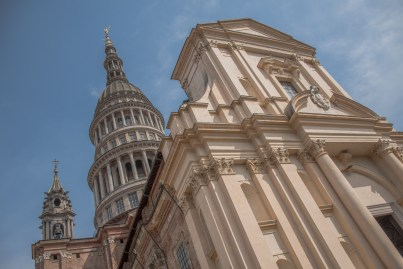 Basilica di San Gaudenzio a Novara.