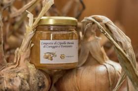 Composta di Cipolla Bionda di Cureggio e Fontaneto - Presidio Slowfood