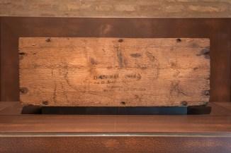 Cassetta che ha contenuto le ossa di Dante. Sec XVII. Centro Dantesco, Ravenna