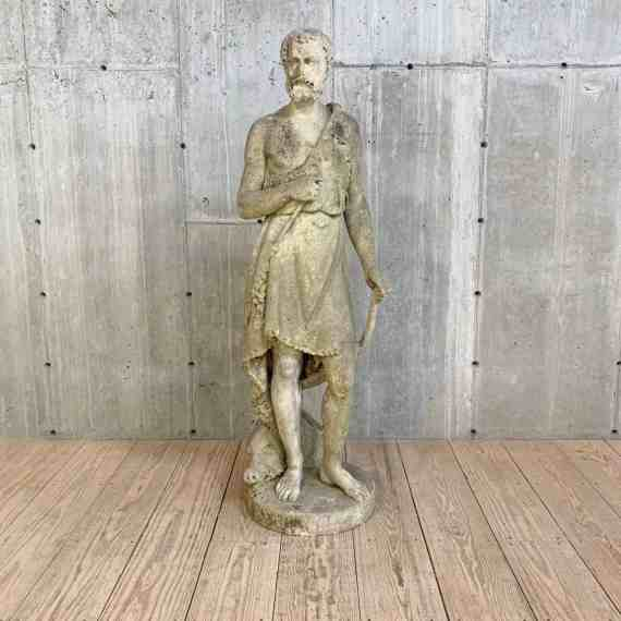 19th Century Marble Hercules Figure – 1