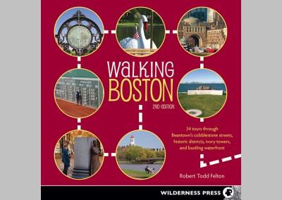 Walking Boston