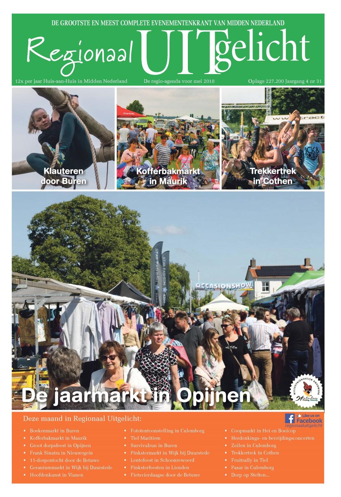 Adverteren in Regionaal Uitgelicht (ed. Geldermalsen)