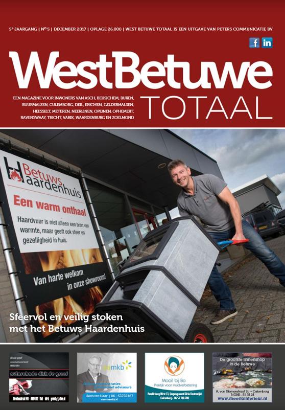 Adverteren in de West Betuwe Totaal