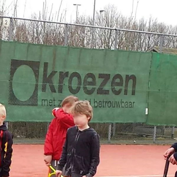 Meshdoeken ook wel tennis doeken of gaatjes doeken genoemd.