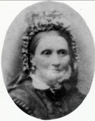 1860, approx Catherina Hendrika Scholten (1818-1886) mère de Moe