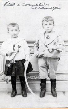 1890, approx Piet et Cornelius- lien inconnu