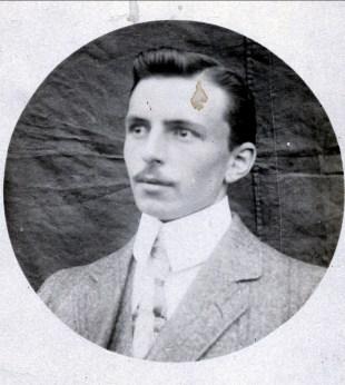 1910 approx François der Kinderen