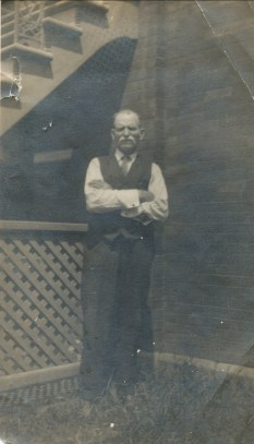 1910, approx Micheal Rochford (1847-1941) - father of Helena