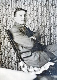 1917, Louis Jacquemin - parrain de Jeanne
