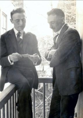 1923, Jean et François der Kinderen (1)