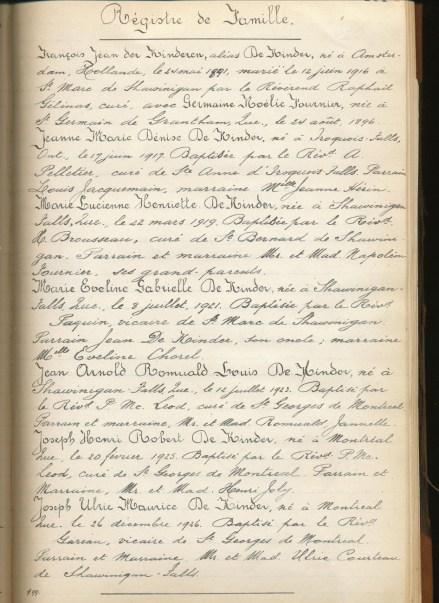 1927,-registre-de-la-famille de Kinder