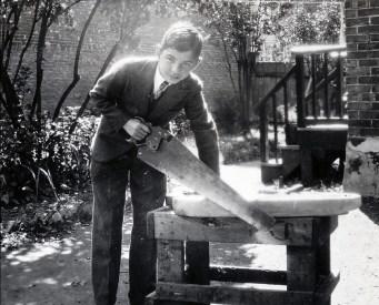 1936, Louis, construction navale