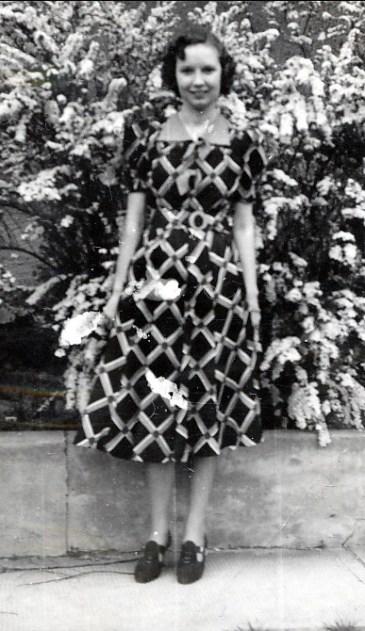 1937, Rita Fournier, Oakville