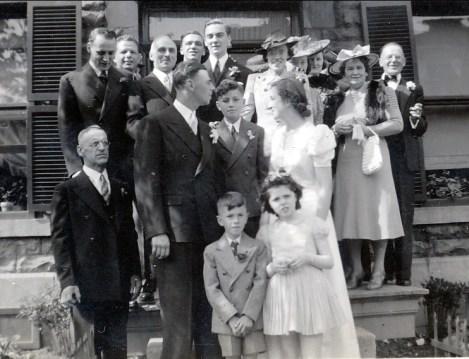 1940, 25 mai - Mariage - 1