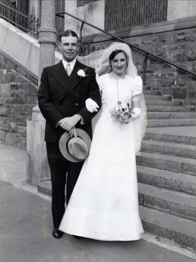 1940, 25 mai - mariage Henriette et Albert (2)