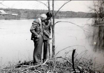 1940, François et Louis de Kinder (2)