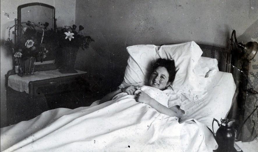1941, 12 mars - Henriette