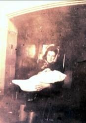 1941, Henriette 22 mars retour à la maison avec Paulette