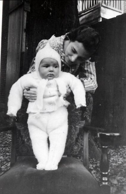 1941, Paulette et Gaby